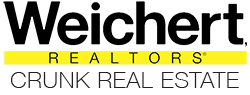 Crunk Real Estate Weichert Logo
